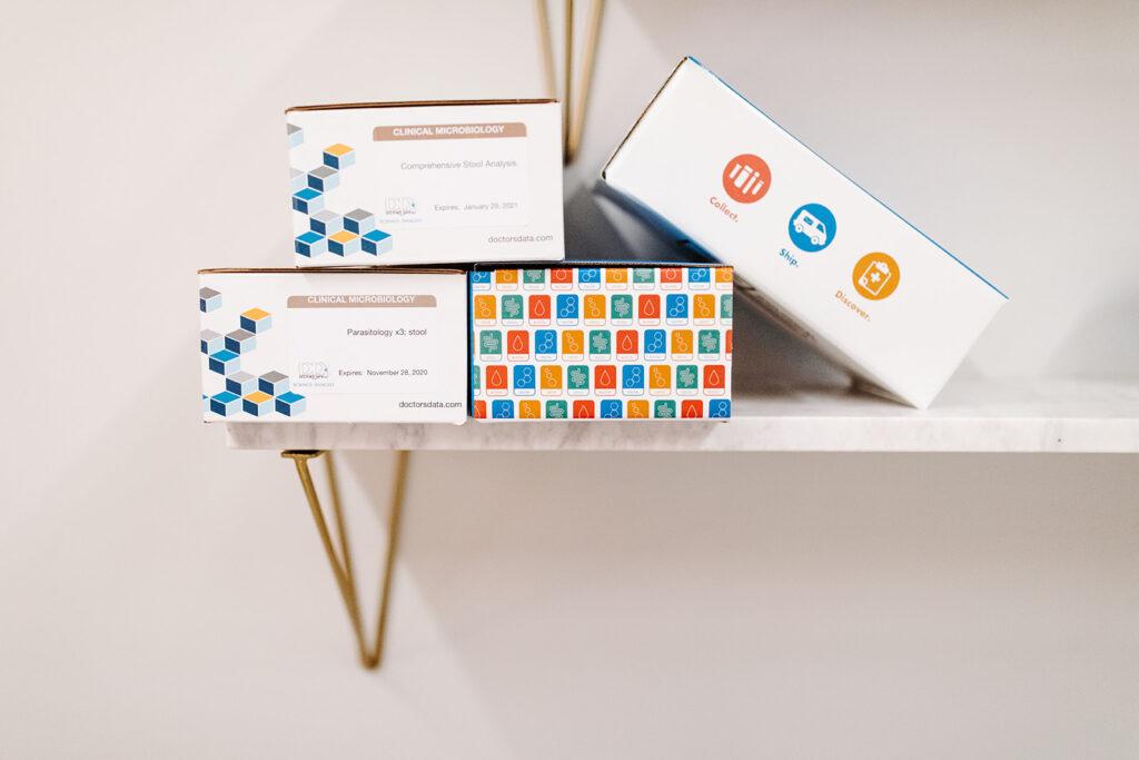 Gut Health Test Kits